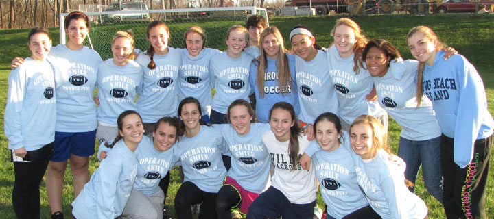 Powderpuff Junior Team